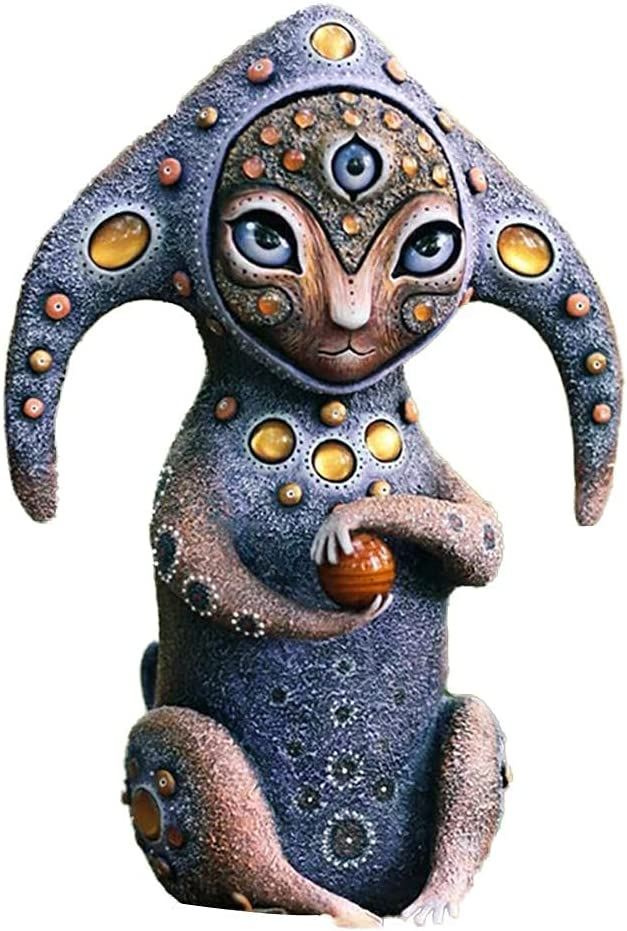 TBEONE Japan Maker New Garden Statue Ranking TOP12 Creatures from Resin Ornament World Fantasy