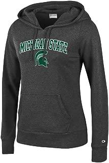 Elite Fan Shop NCAA Women's Hoodie Sweatshirt Dark Heather
