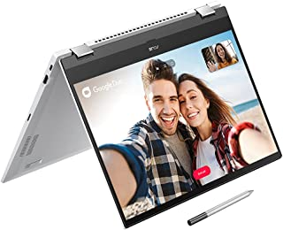ASUS Touchscreen Full HD 15.6 inch ChromeBook CX5500FEA Laptop (Intel Core i3-1115G4, 8GB RAM, 128GB SSD, Chrome OS, Touch...