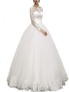 فساتين زفاف زفاف زفاف من Wedding ingDazzle مع رباط على شكل قلب لحفلات الزفاف للنساء