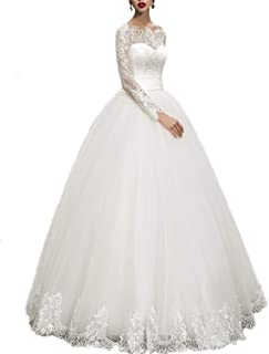 Wedding Dresses Ball Gown Sweetheart Lace-up Wedding Bridal for Women's