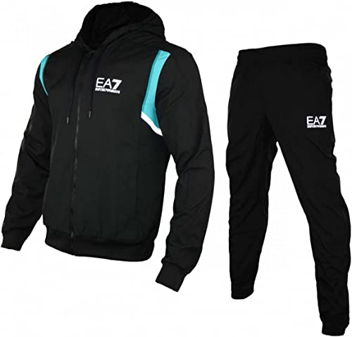 Ensemble de survêteHommest EA7 Ventus 7 M T Suit Ho Fz Ch - 3ZPV01PN36Z1200