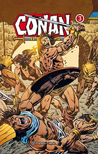 Conan El bárbaro Integral nº 03/10