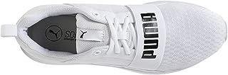 Puma Unisex's Wired White Sneakers-9 UK/India (43 EU) (4059506225048)