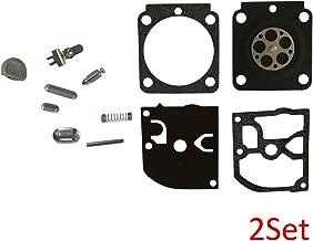 JRL Carburetor Repair Rebuild Kit 4 ZAMA RB-100 C1Q-S Stihl BG55 HS45 FS38 FS55 2Set