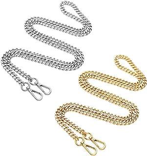 20-140 CM Light Golden Lobster Box bag Chain For Handbag Or Strapping Bag