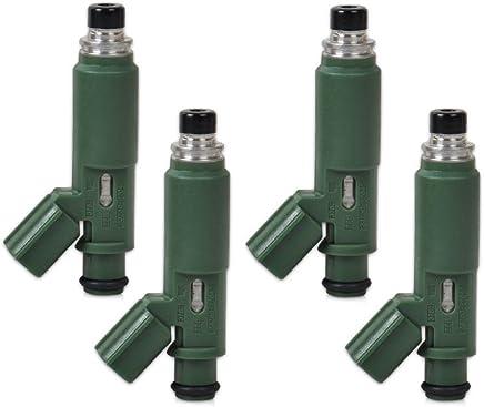 23250-22040 Fuel Injector nozzle For Toyota Celica Corolla Matrix MR2 1.8L L4 4pcs