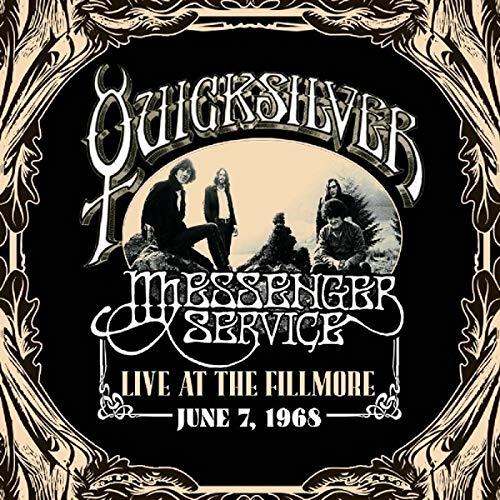 Live At The Fillmore June 7, 1968 [Vinyl LP]