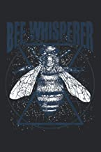 Bee Whisperer Beekeeper Gift Honey Pollen Fun: Notebook Planner -6x9 inch Daily Planner Journal, To Do List Notebook, Dail...