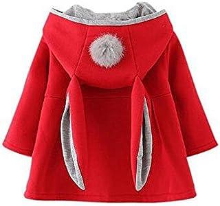 0dc365c373781 ARAUS Manteau de bébé Filles Manteau Chaud d hiver Veste Chaud épais  Vêtements