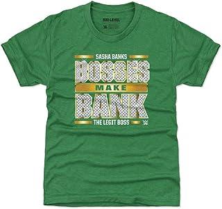 XL WWE Slam Loot Crate Exclusive Sasha Banks Authentique le Patron T-Shirt
