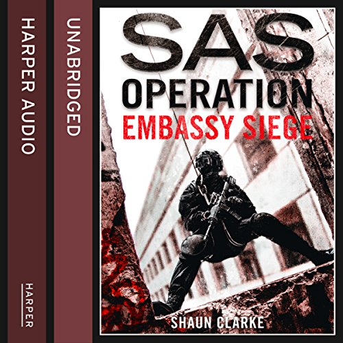 Embassy Siege audiobook cover art