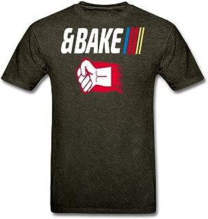 LowB Clothing Shake and Bake Couples Men's T-Shirt, Bake