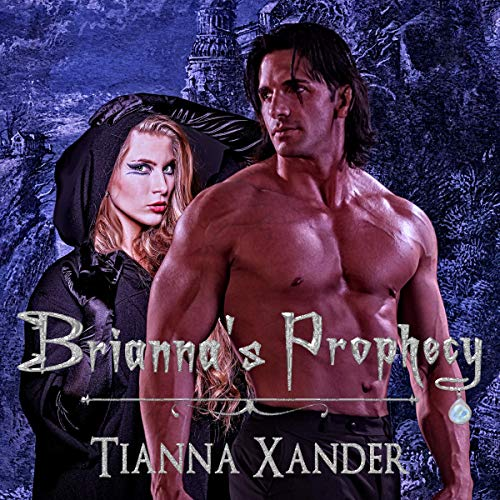Brianna's Prophecy audiobook cover art