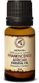 Aceite Esencial de Incienso 10ml - Boswellia Carterii - Africano - 100% Puro - Cuidado del Cuerpo & Piel - Aromaterapia - ...