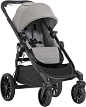 Best Baby Jogger City Select LUX Stroller   Baby Stroller with 20 Ways to Ride, Goes from Single to Double Stroller   Quick Fold Stroller, Slate Review