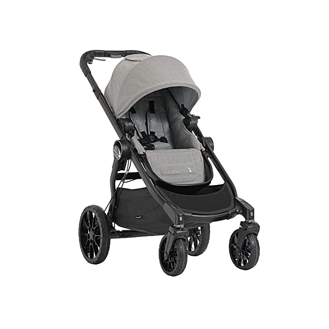 Baby Jogger City Select LUX - The Best Convertible Stroller