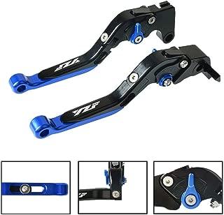 Type Long Bleu Couleur Levier d/'embrayage de frein long r/églable Pour S1000R w and w//o CC 2014 S1000RR 2010-2014