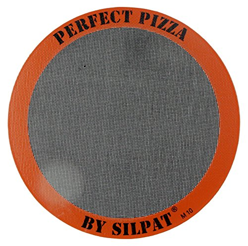 Silpat Perfect Pizza Non-Stick Silicone Baking Mat, 12' Round