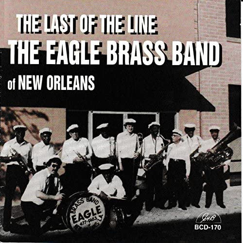 The Eagle Brass Band of New Orleans feat. Barry Martyn