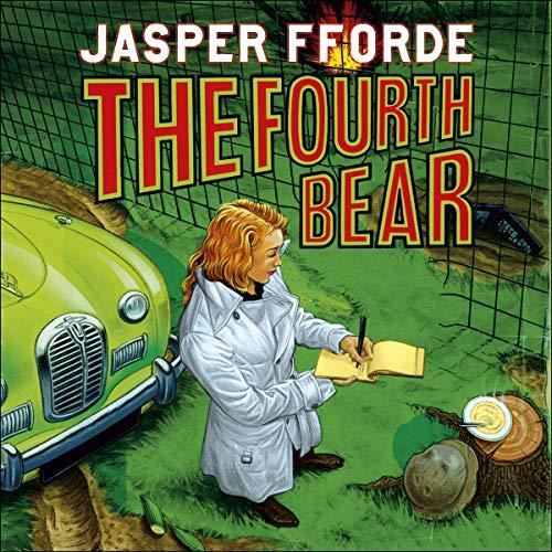 The Fourth Bear cover art