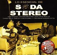 Lo Esencial De by Soda Stereo (2009-10-27)