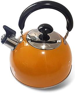 SQL Bouilloire à bouillonnerie spéciale en Acier Inoxydable pour Les Salons de thé, gaz à Induction gazeuse, Bouilloire Un...