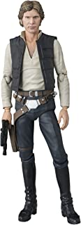 Bandai S.H.Figuarts Star Wars Han Solo(A NEW HOPE) Approximately 6inch