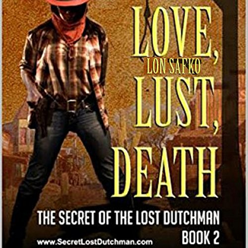 Love, Lust, Death audiobook cover art