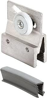 Prime-Line M 6145 Roller Bracket, Frameless, Mill Finish,(Pack of 2)