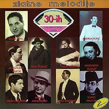 Zlatne Melodije 30-Tih Godina (H)