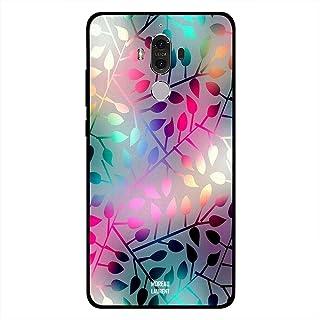 Huawei Mate 9 Case Cover Rainbow Colors Floral Pattern, Moreau Laurent Premium Phone Covers & Cases Design