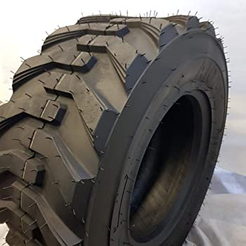 (1 TIRE) 12-16.5 ROAD CREW AIOT-12 SKID STEER TIRE, 12 PLY, NHS HEAVY DUTY WEIGH 65 LBS