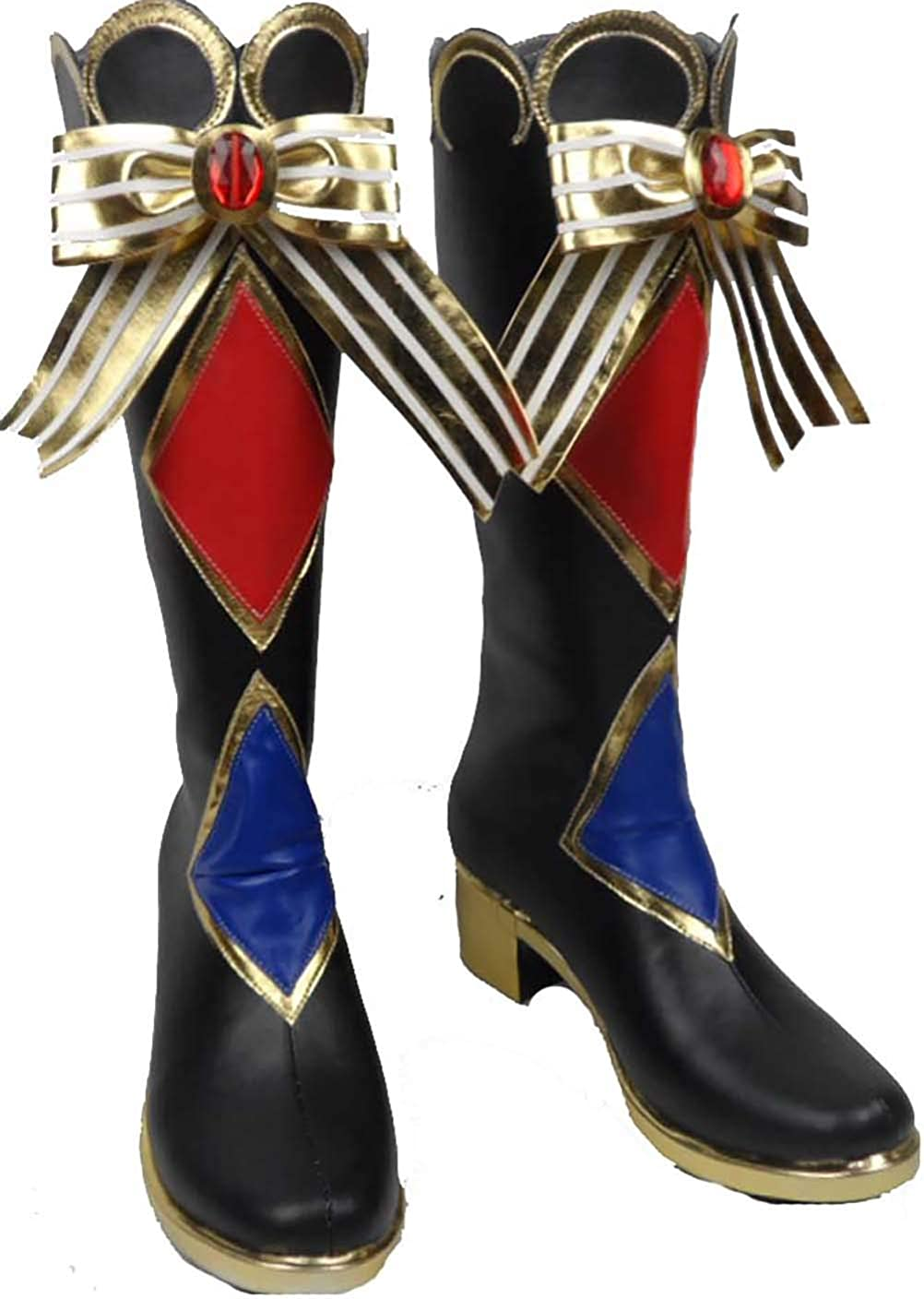 Love Live Circus Awaken Omaha Mall Cosplay Shoes Costume Boots lowest price Boot Shoe