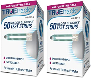 TrueTrack Test Strips 50 ct (Pack of 2)