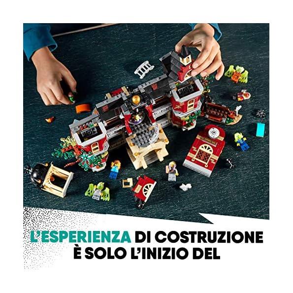 LEGO-Hidden-Side-Il-Liceo-Stregato-di-Newbury-Set-di-Costruzione-Set-per-la-Realt-Aumentata-per-iPhoneAndroid-70425