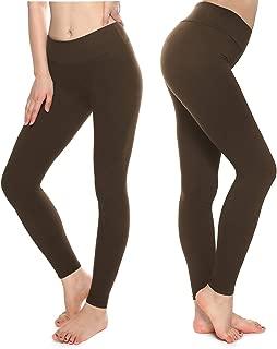 Buttery Soft Leggings for Women - High Waisted Leggings...