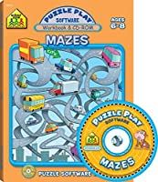Mazes: Puzzle Play Software Ages 6-8 [並行輸入品]