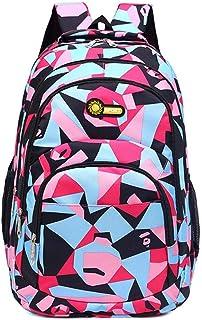 8ebdf3531 Amazon.es: mochilas escolares juveniles - Rosa