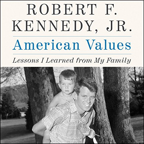 American Values audiobook cover art