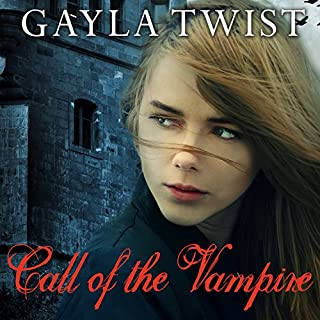 Call of the Vampire     The Vanderlind Castle, Book 1              By:                                                                                                                                 Gayla Twist                               Narrated by:                                                                                                                                 Caitlin Davies                      Length: 5 hrs and 27 mins     34 ratings     Overall 3.9