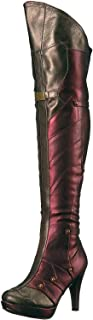Ellie Shoes Womens 414-wonder 414-wonder red Size: