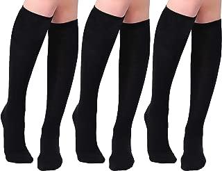black high socks