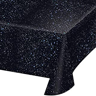 Space Blast Plastic Tablecloths, 3 ct