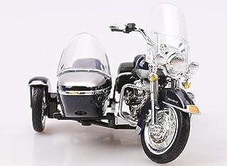 マイスト 1/18 ハーレー ダビッドソン 2001 FLHRC ロードキング Maisto 1/18 Harley Davidson 2001 FLHRC Road King Classic サイドカー オートバイ Motorcycle バイ...