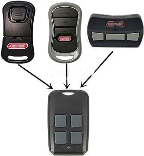 4 Button Garage Gate Door Remote 315 390 MHz For Genie GITR-3 GITR-3BX 37517S US