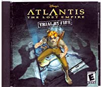 Atlantis the Lost Empire (輸入版)