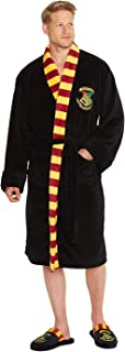 (One Size, multicolour) - Harry Potter Hogwarts Bathrobe multicolour