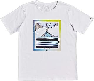 Quiksilver Tail Fin Boys Short Sleeve T-Shirt