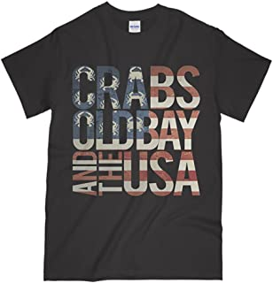 Route One Apparel | Officially Licensed Crabs, Old Bay, The USA Shirt
